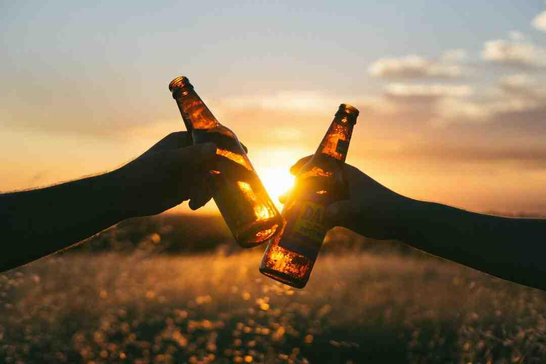 Comment cacher de l'alcool