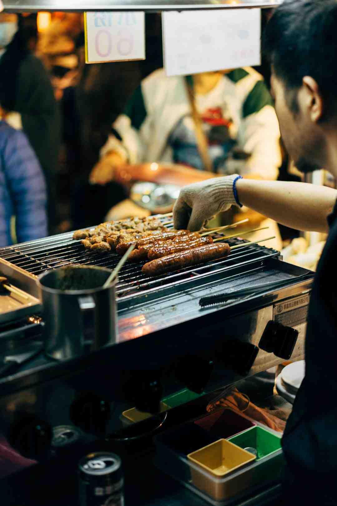 Comment cuire des saucisses de chevreuil