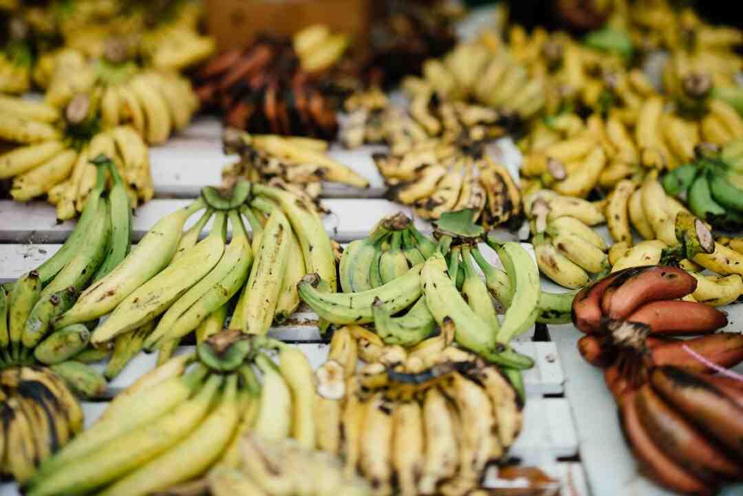 Comment cuisiner des bananes plantain