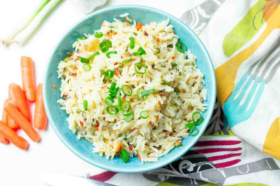 Comment décongeler du riz