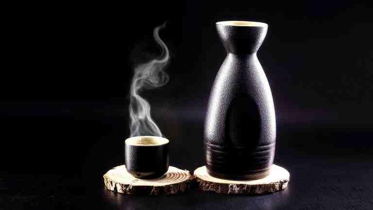 Comment faire chauffer du saké