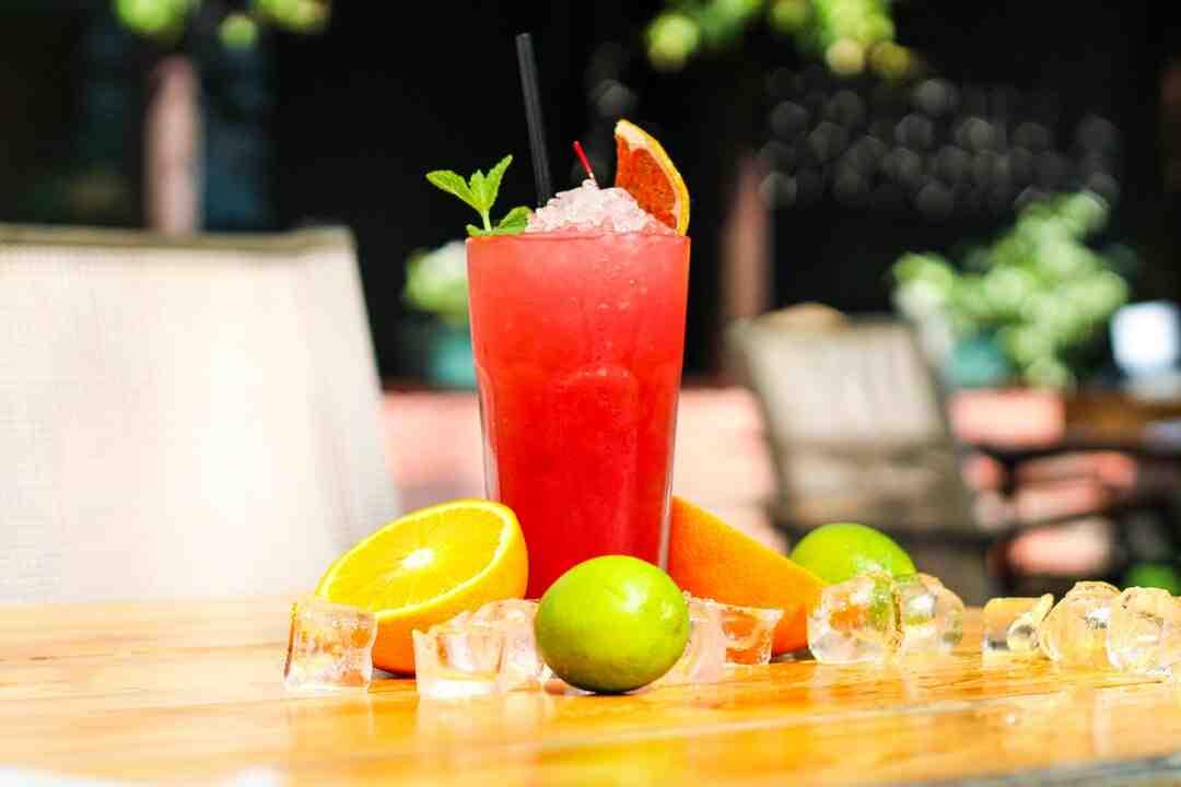 Comment faire de la limonade au citron vert