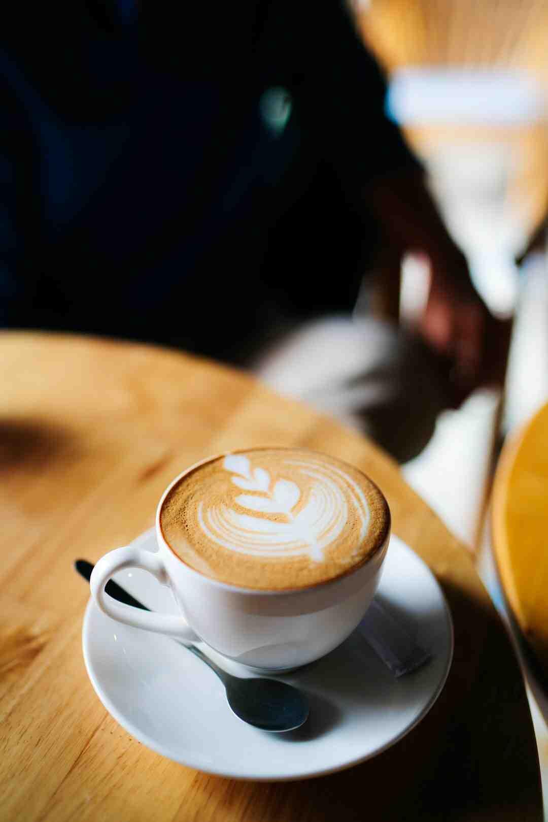 """Comment faire un café """"flat white"""""""