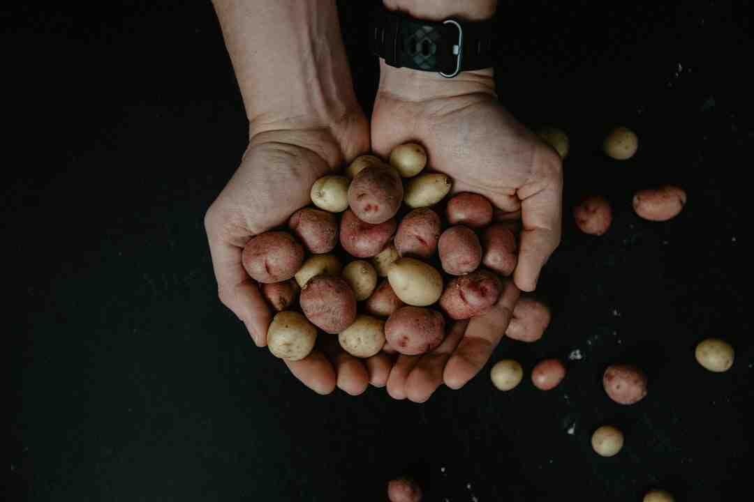 Comment fumer des pommes de terre