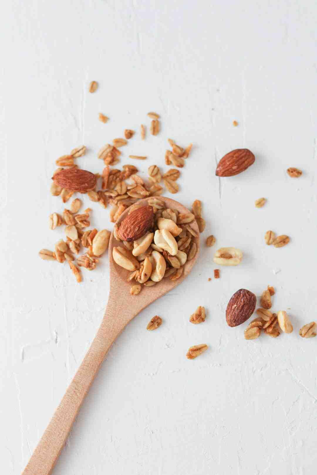 Comment faire sécher des noix