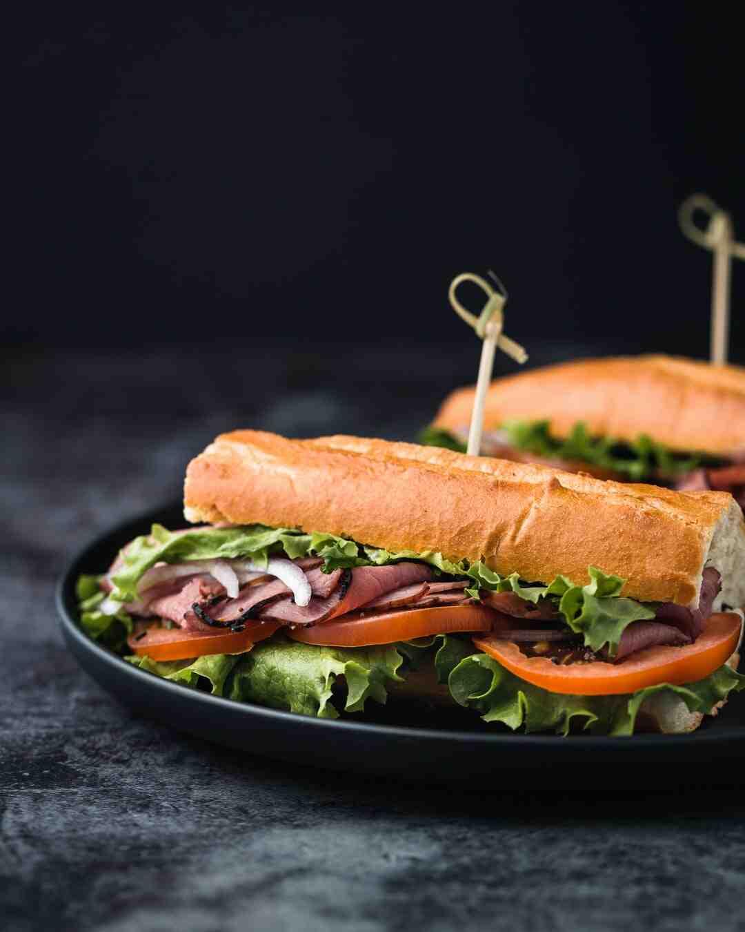 Comment faire un sandwich