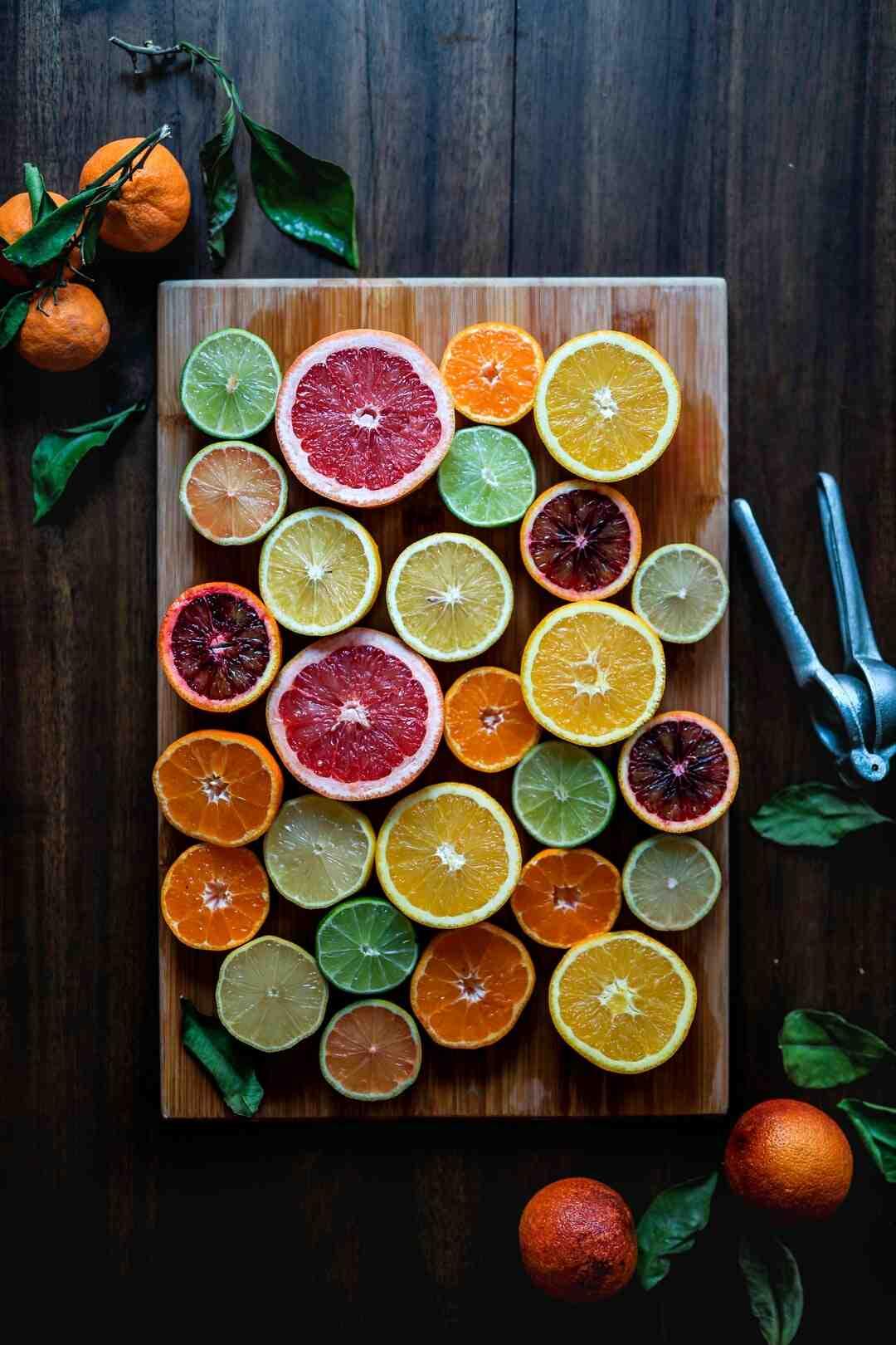 Comment laver les fruits avec du vinaigre blanc ?
