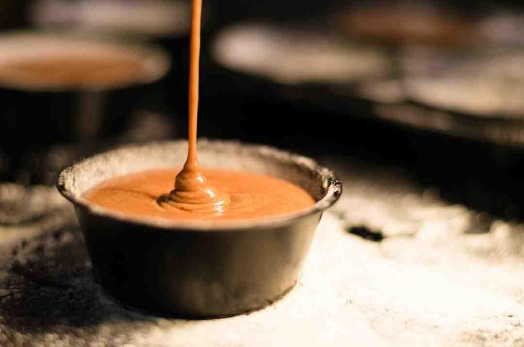 Comment préparer une sauce caramel