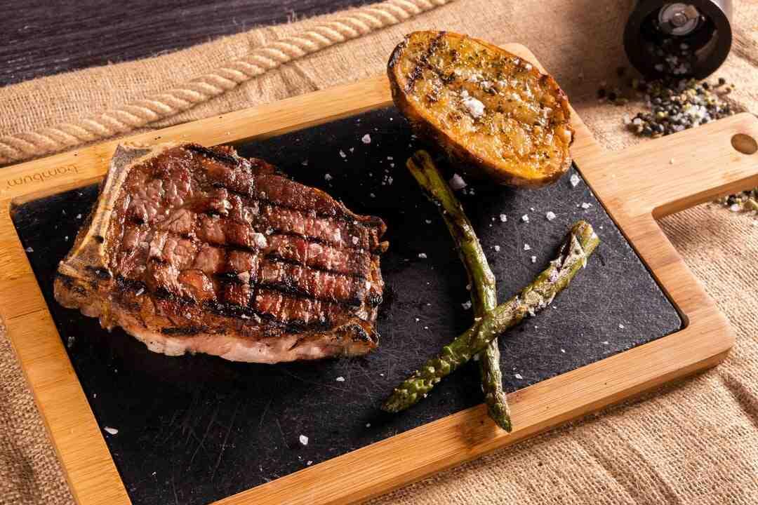 Comment cuire un steak de chevreuil