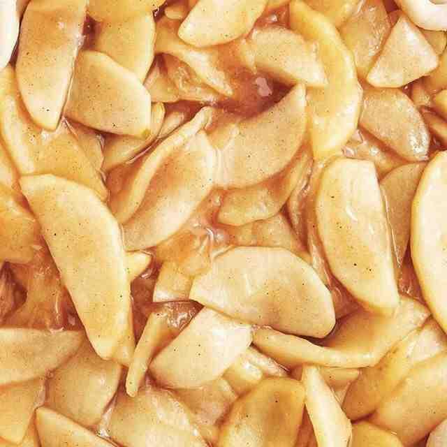 Comment faire cuire des pommes