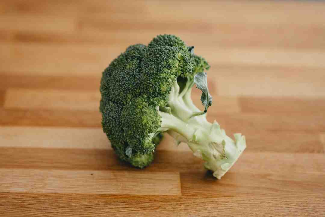 Comment nettoyer le brocoli