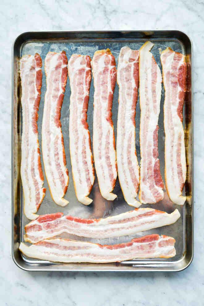 Comment préparer du bacon maison