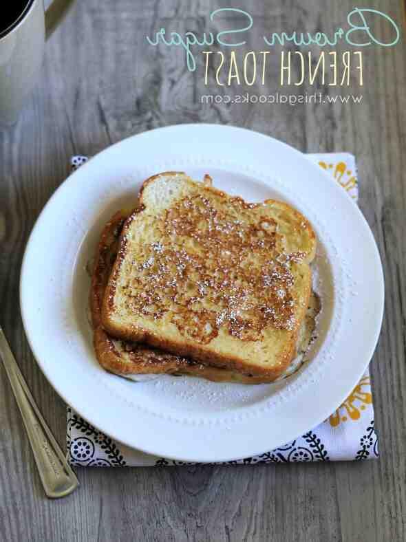 Comment préparer du pain perdu sans lait